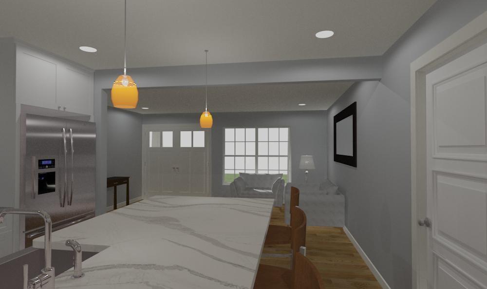 interior view D