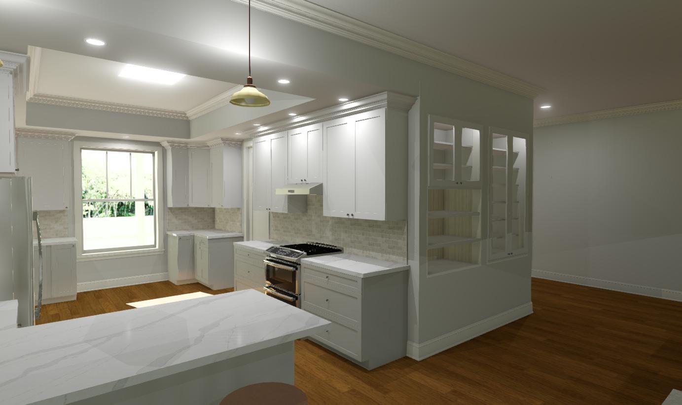 kitchen view B