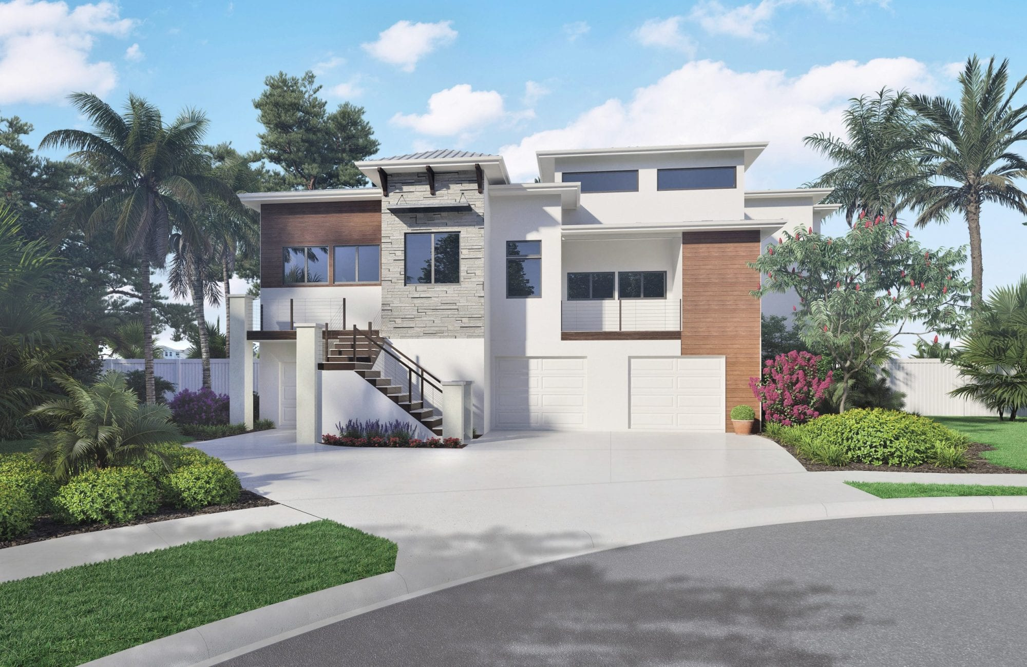 Contemporary Beach House 3257sf scaled