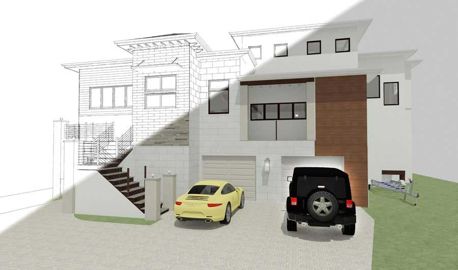 custom home design Clearwater FL home architect Clearwater FL